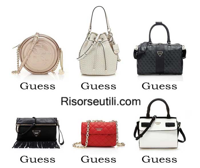Bags Guess spring summer 2016 women handbags