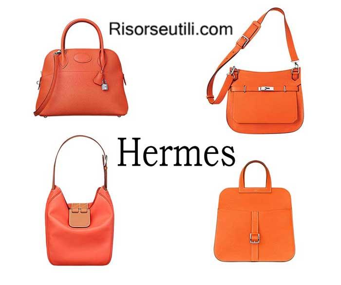 Bags Hermes spring summer 2016 women handbags
