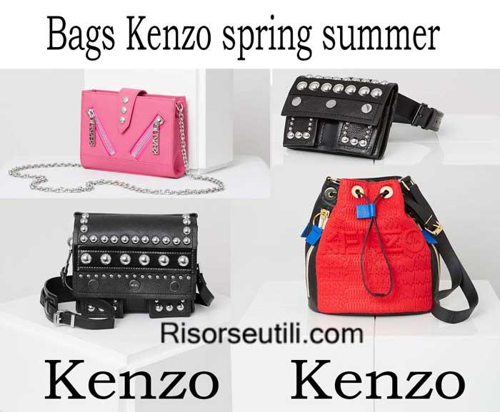 Bags Kenzo spring summer 2016 women handbags