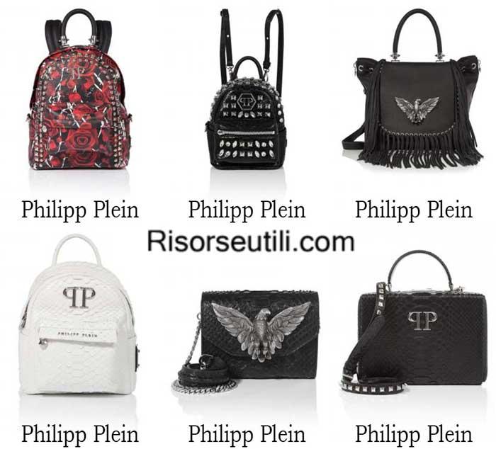Bags Philipp Plein spring summer 2016 womenswear