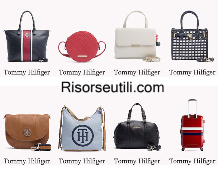 Bags Tommy Hilfiger spring summer 2016 for women