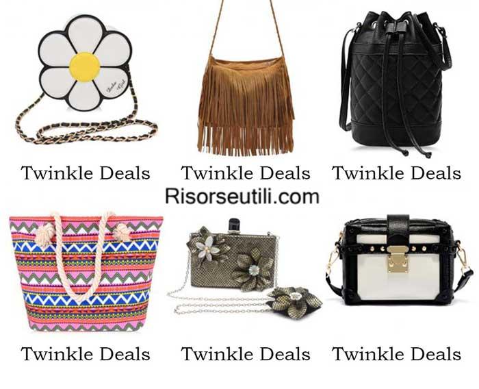 Bags Twinkle Deals spring summer 2016 womenswear