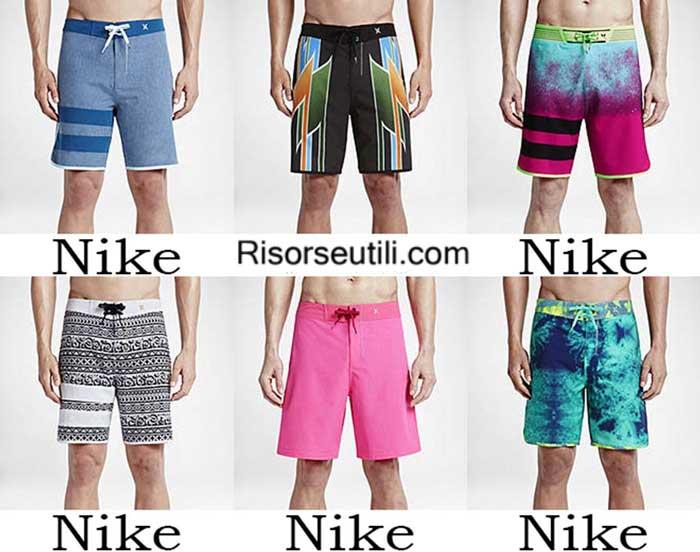 Boardshorts Nike spring summer 2016 men swimwear