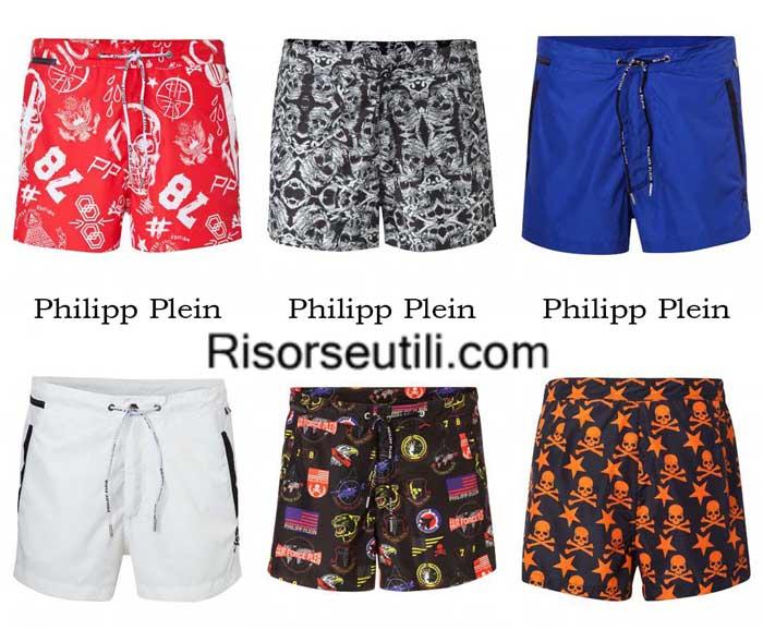 Boardshorts Philipp Plein spring summer 2016 for men