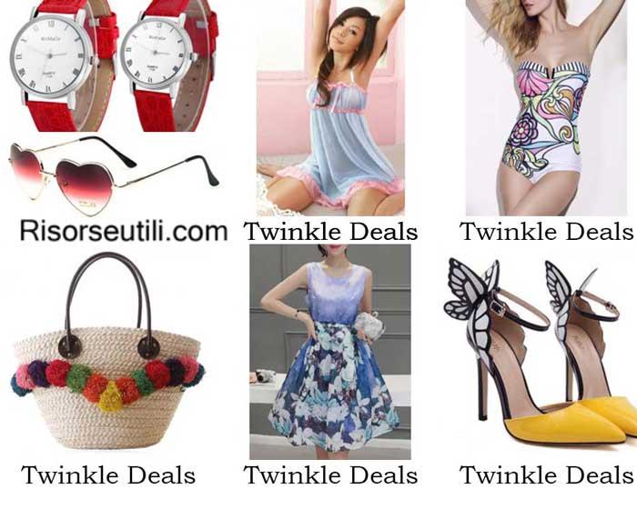 Fashion brand Twinkle Deals spring summer 2016 women