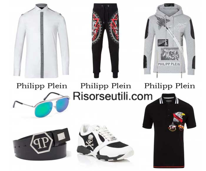 Fashion clothing Philipp Plein spring summer 2016 for men
