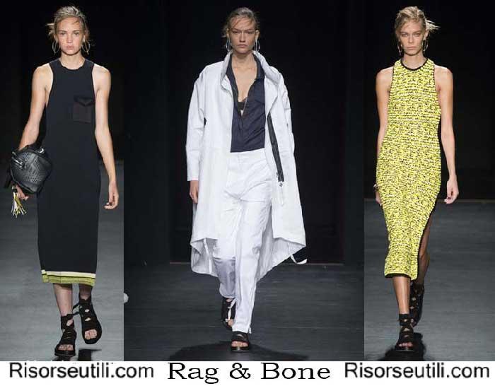 Fashion clothing Rag Bone spring summer 2016 for women