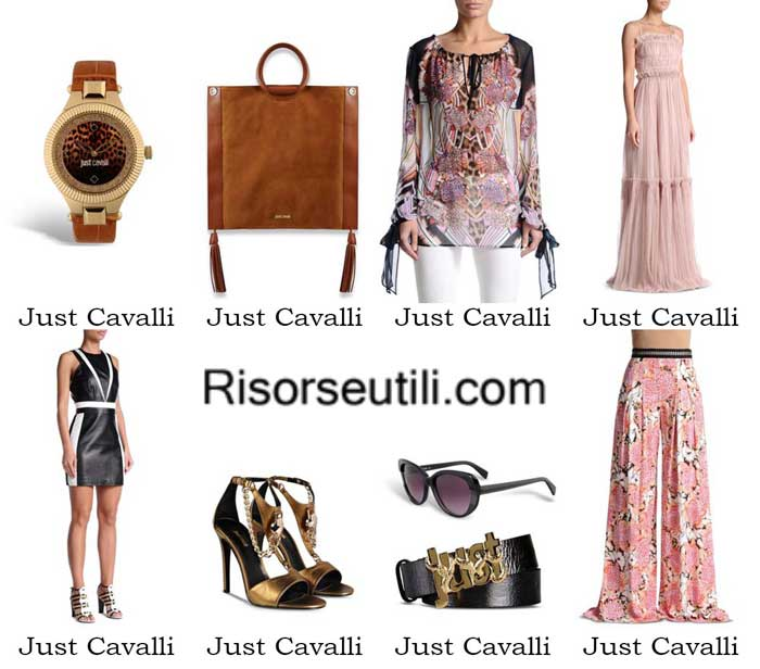 Lifestyle Just Cavalli spring summer 2016 womenswear