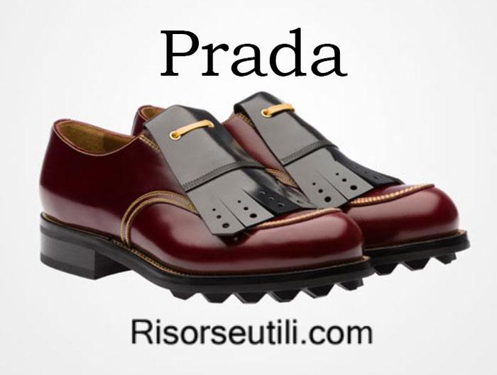 Shoes Prada spring summer 2016 menswear footwear