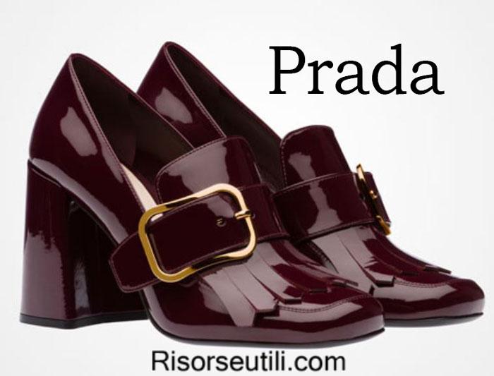 Shoes Prada spring summer 2016 womenswear footwear