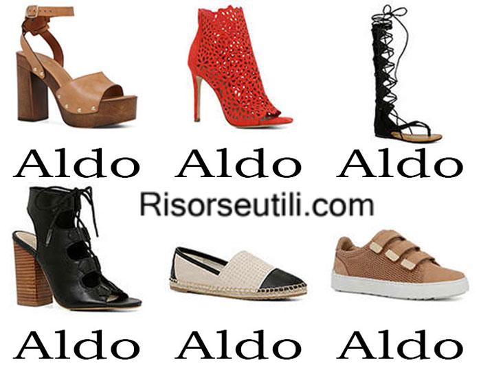 Shoes Aldo spring summer 2016 women footwear