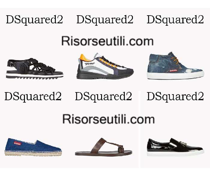 Shoes DSquared2 spring summer 2016 men footwear