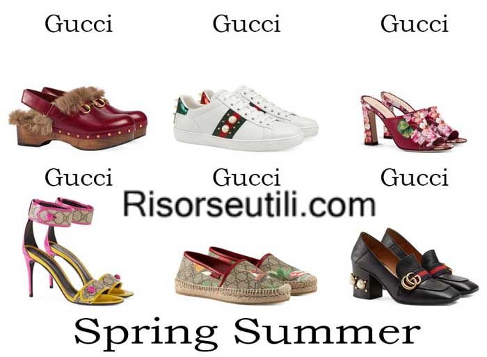 Shoes Gucci spring summer 2016 women footwear