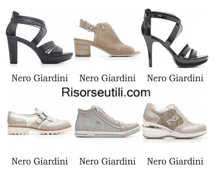 Shoes Nero Giardini spring summer 2016 for women