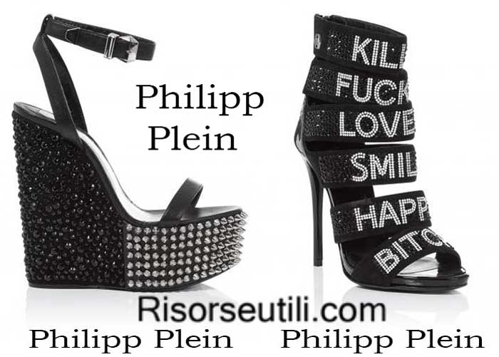 Shoes Philipp Plein spring summer 2016 womenswear