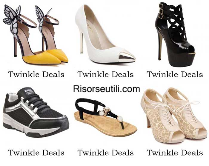 Shoes Twinkle Deals spring summer 2016 for women