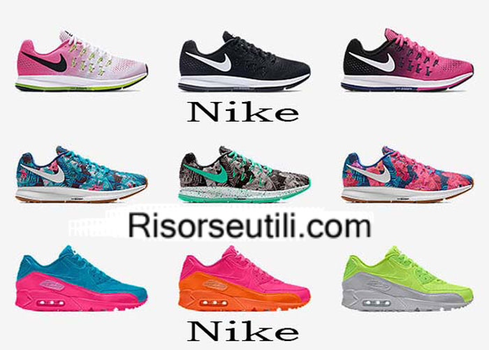 Sneakers Nike spring summer 2016 women shoes
