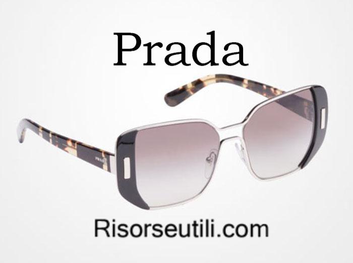 Sunglasses Prada spring summer 2016 womenswear