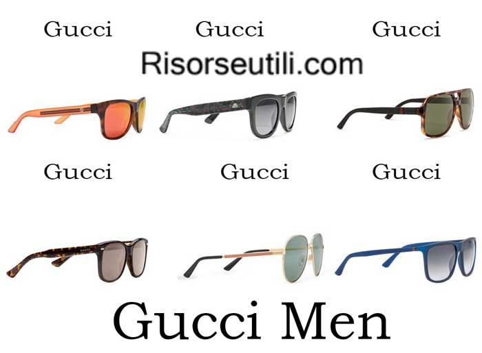 Sunglasses Gucci spring summer 2016 menswear
