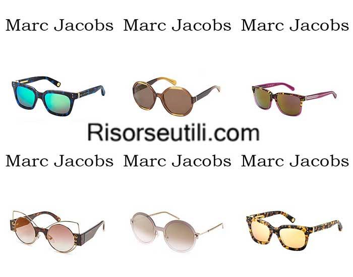 Sunglasses Marc Jacobs spring summer 2016 women
