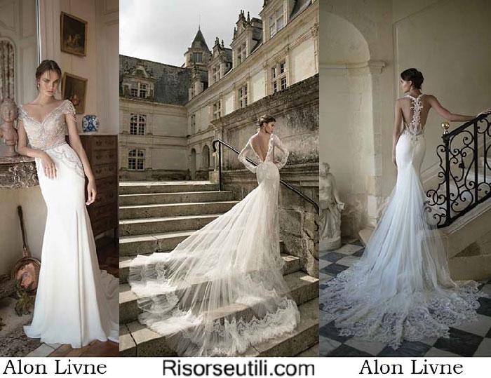 Bridal Alon Livne spring summer 2016 wedding