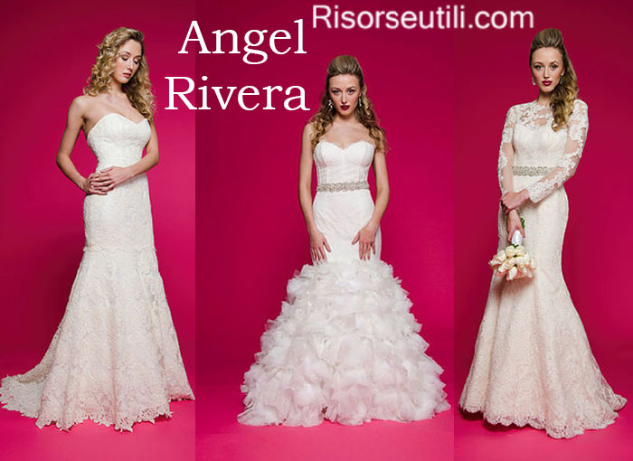 Bridal Angel Rivera spring summer 2017 wedding