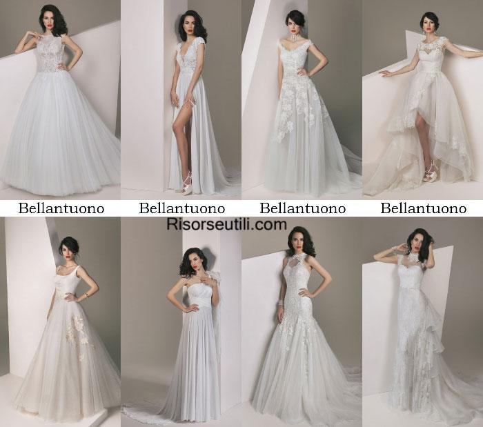 Bridal Bellantuono spring summer 2016 wedding