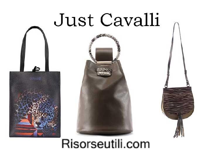 Bags Just Cavalli fall winter 2016 2017 womenswear handbags