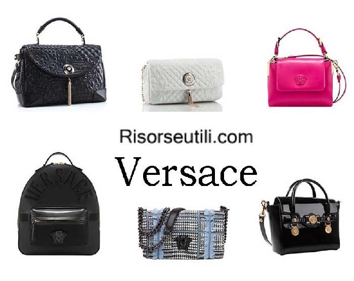 Bags Versace fall winter 2016 2017 womenswear handbags