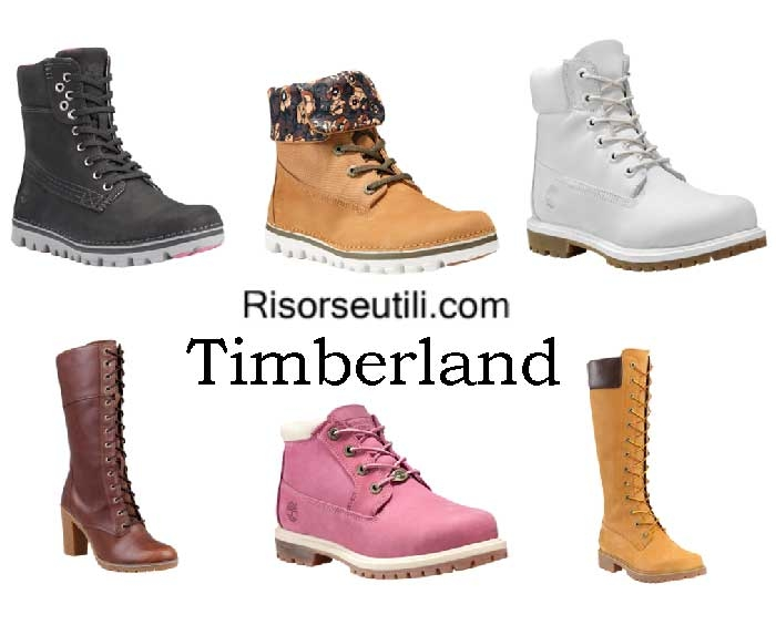 Boots Timberland fall winter 2016 2017 for women shoes