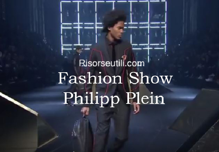Fashion show Philipp Plein fall winter 2016 2017 menswear