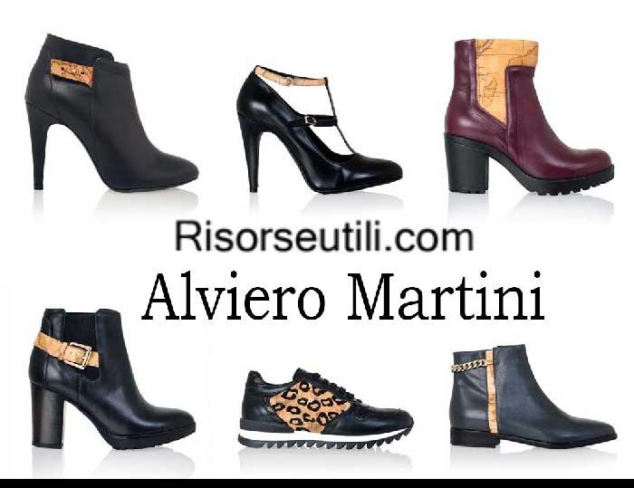 Shoes Alviero Martini fall winter 2016 2017 for women