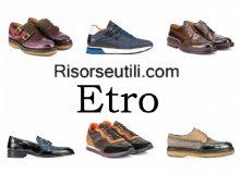 Shoes Etro fall winter 2016 2017 menswear footwear