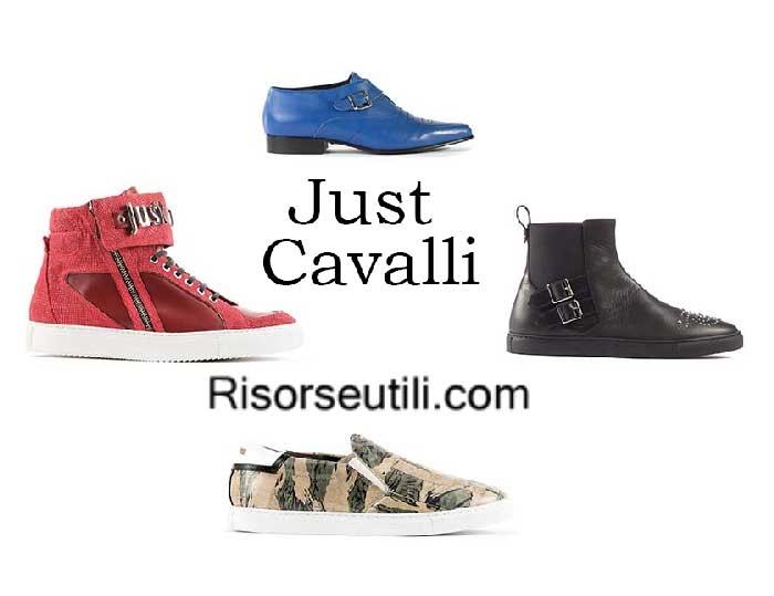 Shoes Just Cavalli fall winter 2016 2017 menswear footwear