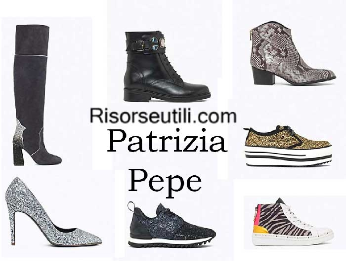 Shoes Patrizia Pepe fall winter 2016 2017 footwear for women