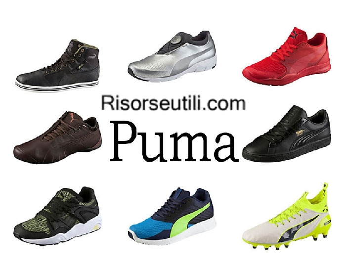 Shoes Puma fall winter 2016 2017 menswear footwear