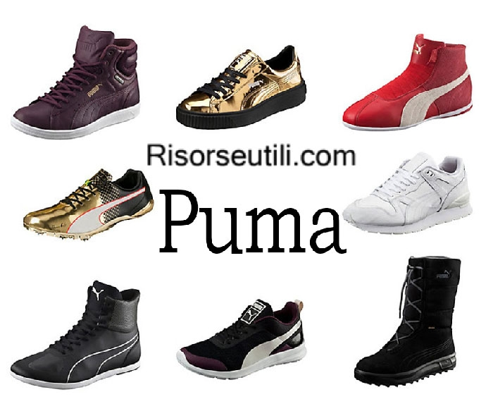 Shoes Puma fall winter 2016 2017 womenswear footwear