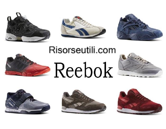 Shoes Reebok fall winter 2016 2017 menswear footwear