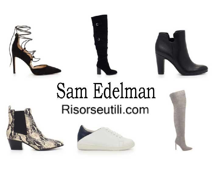 Shoes Sam Edelman fall winter 2016 2017 footwear for women