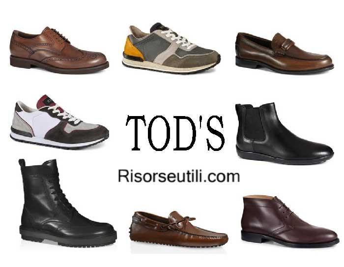 Shoes Tods fall winter 2016 2017 menswear footwear