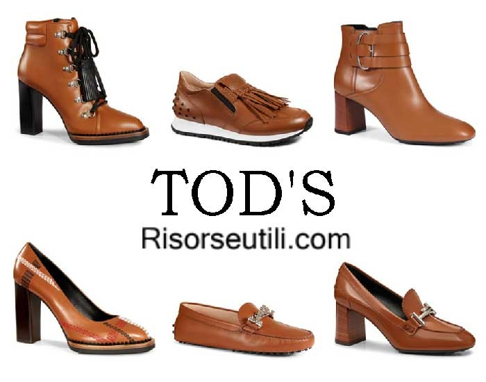 Shoes Tods fall winter 2016 2017 womenswear footwear