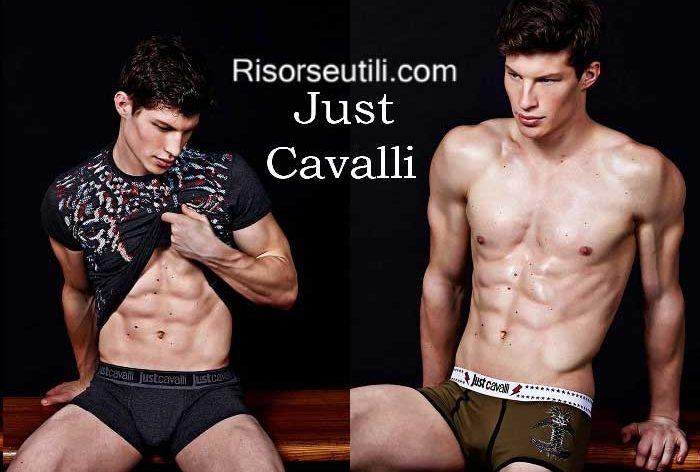 Underwear Just Cavalli fall winter 2016 2017 for men