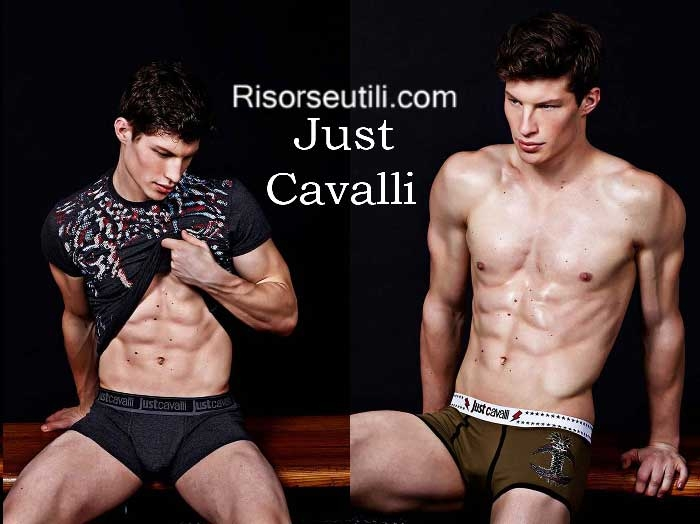 Underwear Just Cavalli fall winter 2016 2017 for men