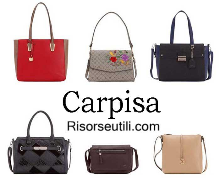 Bags Carpisa fall winter 2016 2017 for women