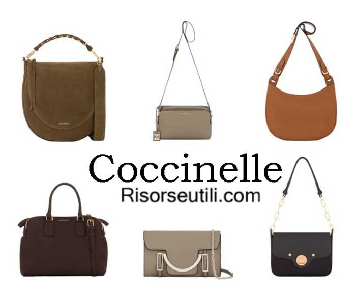 Bags Coccinelle fall winter 2016 2017 for women
