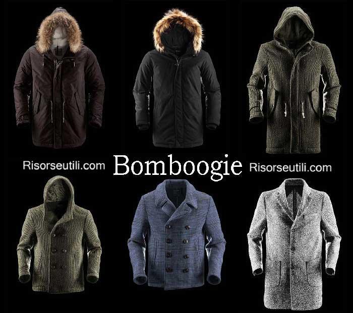 Coats Bomboogie fall winter 2016 2017 menswear