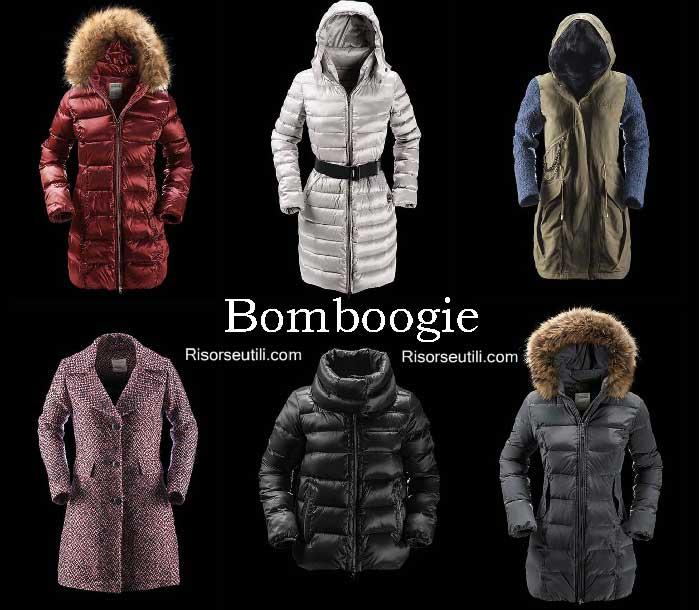 Coats Bomboogie fall winter 2016 2017 womenswear