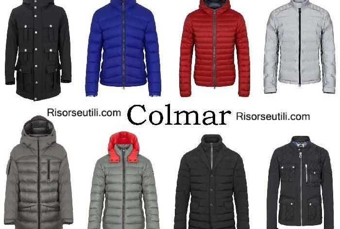 Down jackets Colmar fall winter 2016 2017 menswear