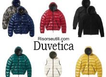 Down jackets Duvetica fall winter 2016 2017 for men