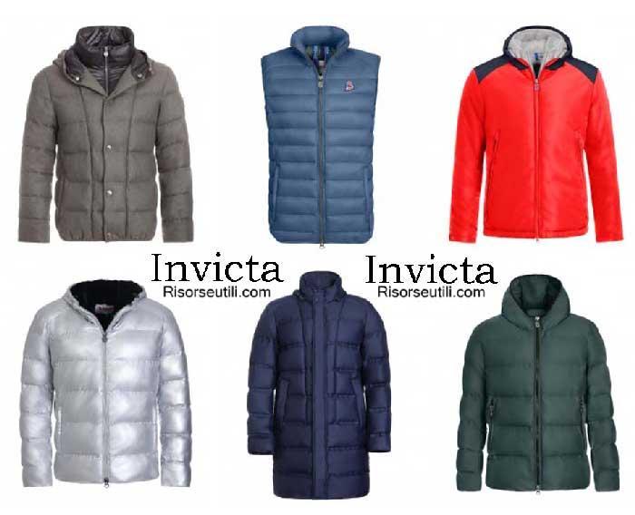 Down jackets Invicta fall winter 2016 2017 menswear